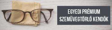 Reklámajándék - egyedi szemüvegtörlő kendő